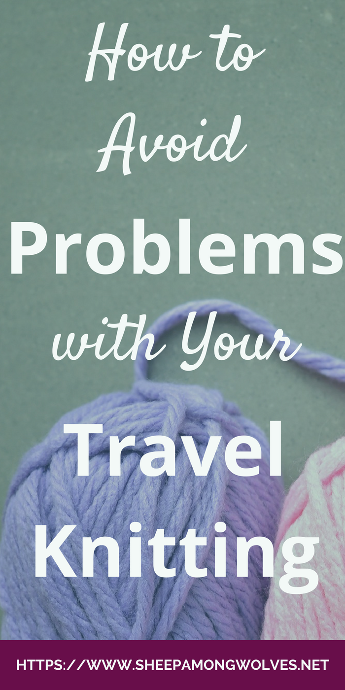 Are you going travel to your vacation destination? Want to spend the time knitting? Here are 5 things to consider when choosing your travel knitting.