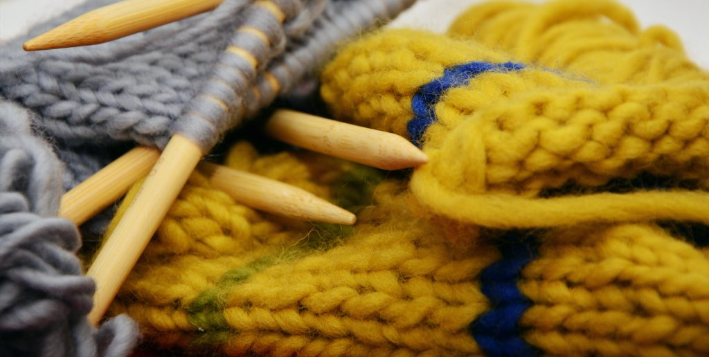 What kind of knitting project would you pack for your travel?