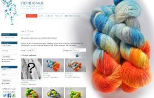 Sternenstaub - online yarn store