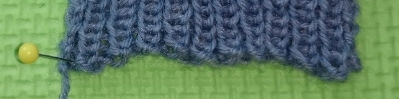 Close up of Jenny's Stretchy Slip Knot Cast On