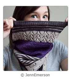 3 Color Cashmere Cowl by Joji Locatelli (screenshot from Ravelry)
