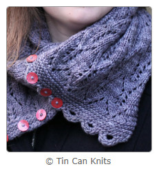 Gothic Lace by tincanknits (screenshot from Ravelry)