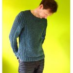 Beginner Sweaters - Column Sweater by Jane Howorth