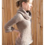 Free Beginner Sweaters - Francis Revisited by Beth Silverstein