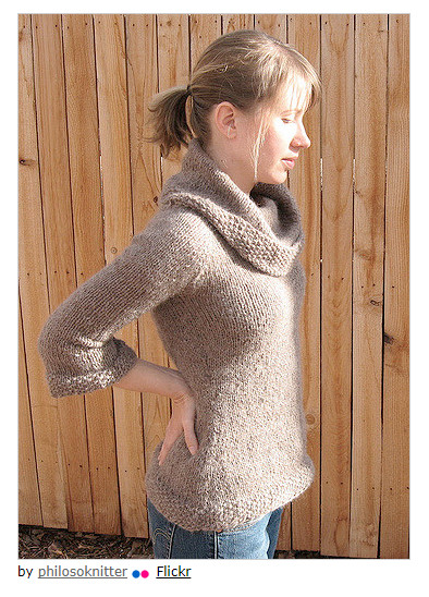8 Amazing & Free Beginner Sweaters for You to Knit - Sheep