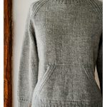 Free Beginner Sweaters - Sweatshirt Sweater by Purl Soho (screenshot from Ravelry)