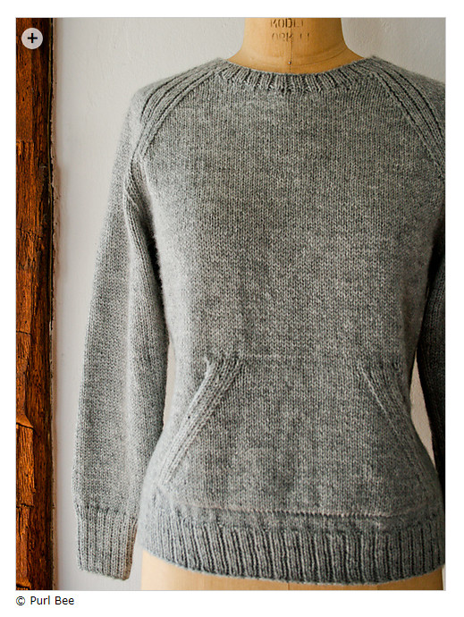 8 Amazing & Free Beginner Sweaters for You to Knit
