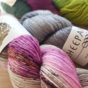 sock yarn patterns teaser