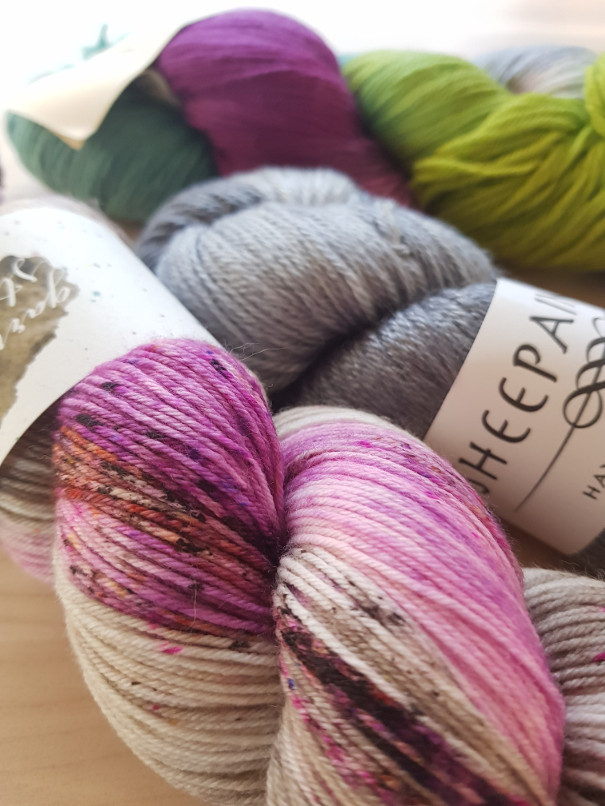 9 Amazing Ideas for That Special Skein of Sock Yarn