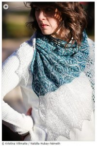 spring knitting patterns - Sudden Bliss by Kristina Vilimaite