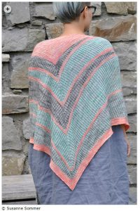 spring knitting patterns - Summer Walk by Susanne Sommer