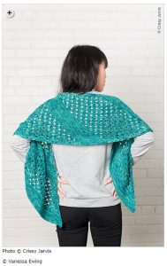 spring knitting patterns - Trinket by Vanessa Ewing