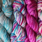 interview yarn teaser (image ©Unicorn Yarn Co.)