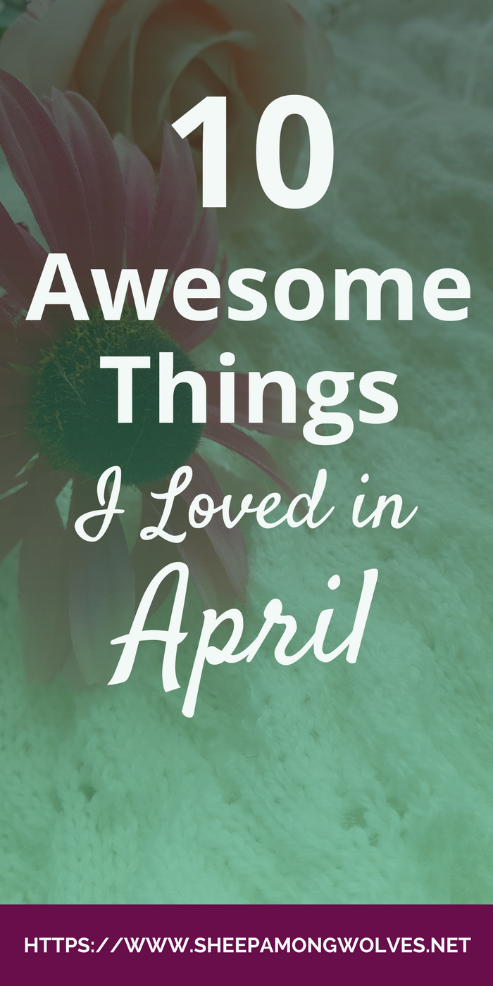 This month I share with you some tidbits of my life, fun and informative blog posts, some great spring patterns and amazing hand-dyed yarn, yarn and more yarn. Click and find out which things I loved in April - and let me know what you enjoyed the most!