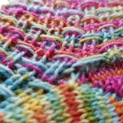 Aerial Lines - new free sock pattern by Nadja of sheepamongwolves.net