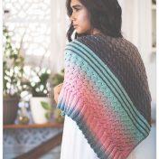Things I loved in May - Tidal Bore by Shireen Nadir published in Country House Knits by The Blue Brick