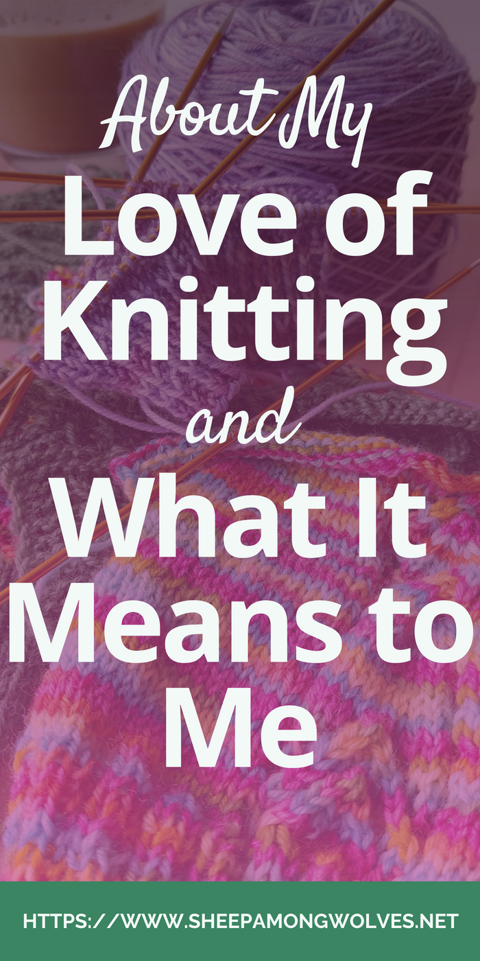 Today is my birthday and so I wanted to do something a bit different. Today I talk about what knitting means to me and what I love about it.