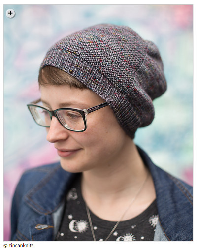 Lovely and easy hats - Barley Light by tin can knits